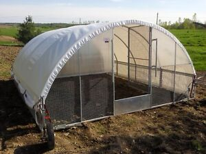 NOVEMBER SPECIALS on CACKELLAC pasture chicken shelters!
