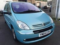 2004 Citroen Xsara Picasso automatic, starts and drives very well, 1 years MOT (runs out January 201