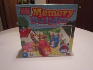 Jeu de mémoire Mega Bloks