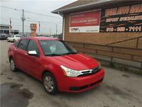 2008 Ford Focus SE ***** ONLY 154 KM GREAT STUDENT CAR ****