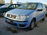 Fiat punto 1.2, ( 2006 ) Only 66k Genuine low mileage, 7 Months MOT