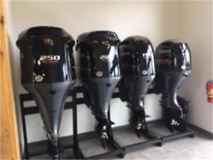 Huge Selection of Yamaha Outboards in stock!