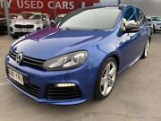 2012 Volkswagen Golf VI MY13 R DSG 4MOTION Blue 6 Speed Sports Automatic Dual Clutch Hatchback Townsville Townsville City Preview
