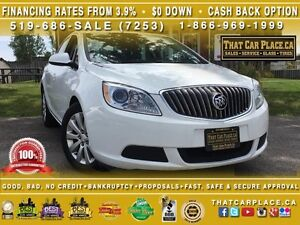 2016 Buick VERANO Leather-Bluetooth-Heated Seat-Steering Wheel C
