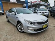 2017 Kia Optima JF MY18 SI Silver 6 Speed Sports Automatic Sedan Belconnen Belconnen Area Preview