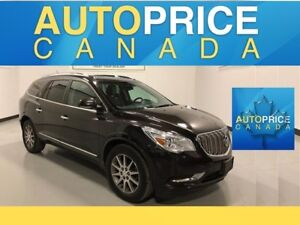 2014 Buick Enclave Leather 7PASS|NAVI|MOONROOF|LEATHER