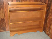 REDUCED TODAY!GENUINE VINTAGE ROXTON BOOKSHELF UNIT, GREAT COND!