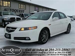 2008 Acura TL Type-S - 3.5L FWD! FULLY LOADED!