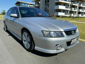 2006 Holden Calais VZ MY06 Silver 5 Speed Sports Automatic Sedan Somerton Park Holdfast Bay Preview