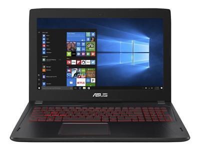 "ASUS Gaming Laptop Core i7 7700HQ 16GB DDR4 1TB HDD 128GB SSD GTX 1060 15.6"" FHD"