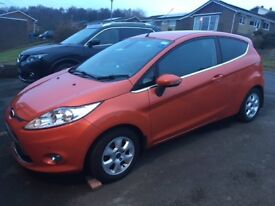 Stunning Fiesta 1.6 diesel Econetic Titanium 70+MPG Full Service History inc Timing Belt receipts