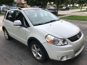 2009 Suzuki SX4 JLX Hatchback AWD Certified Low Kms