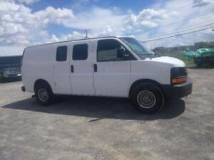 Chevrolet Express 2500 2008 (stock#165)