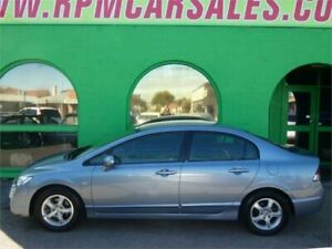 2006 Honda Civic 40 VTi-L Bluish Silver 5 Speed Manual Sedan Nailsworth Prospect Area Preview