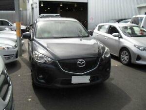 2012 Mazda CX-5 Maxx Sport (4x4) Grey 6 Speed Automatic Wagon Moorabbin Kingston Area Preview