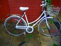 Raleigh Caprice classic bicycle