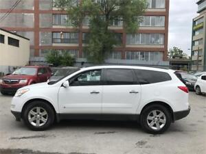 2010 Chevrolet Traverse LT 4X4 7 Passager