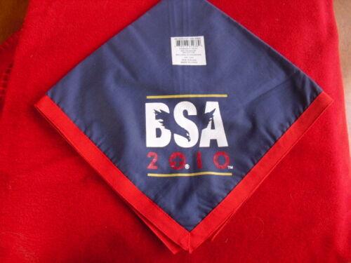 2010 BSA 100 YEARS NECKERCHIEF