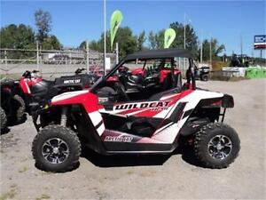 2015 Wildcat…BAD CREDIT FINANCING AVAILABLE!!