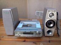 Aiwa XR-X7 stereo shelf micro system