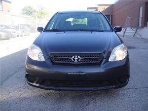 2005 TOYOTA MATRIX,VERY CLEAN ,AUTO,A/C,ALLOY RIMS