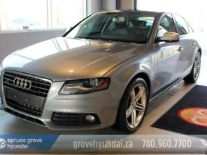 2010 Audi A4 PREMIUM-PRICE COMES WITH A $250 GAS CARD-LEATHER R
