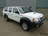 Nissan Navara 2.5TD D22 Double Cab Pick Up 2005