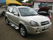 2009 Hyundai Tucson MY09 City 5 Speed Manual Wagon Woodend Ipswich City Preview