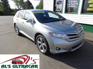 2016 Toyota Venza V6 AWD for only $219 bi-weekly all in!