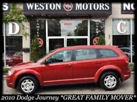 2010 Dodge Journey *ACC FREE*7 PASS*FULLY LOADED*