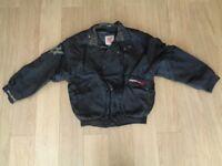 Honda CBR1100XX Super Blackbird motorcycle jacket size Medium