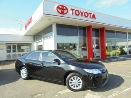 2012 Toyota Camry L4 ALTISE 2.5L PETROL AUTOMATIC SEDAN Eclipse Black Automatic Sedan Belmore Canterbury Area Preview