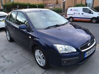 Ford Focus 1.6 Ghia 5dr SMOOTH DRIVE 2 OWNER 2005 (05 reg), Hatchback