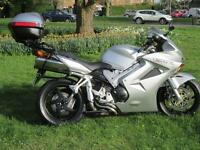Honda VFR 800 V-TECH SPORTS TOURING MOTORCYCLE