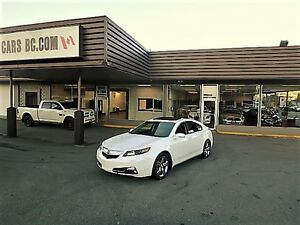 2012 Acura 2.5 TL SH TECH PACKAGE AWD