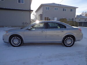 2007 Saturn Aura Sedan 117KMS Clean And Tidy
