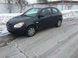 2010 HYUNDAI ACCENT 150000 KM AUTOMATIC CERTIFIED