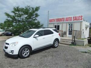 2 Chevrolet Equinox LT BACK UP CAMERA / PWR.SUNROOF CERTIFIED