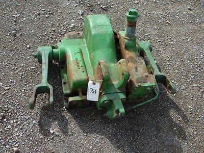 John Deere 3020 Tractor Rockshaft Part R3380r Tag 554