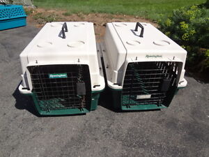 Sale of pet carriers