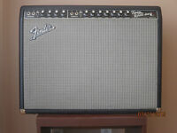 Fender Twin-Reverb 65 re-issue