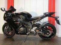 Honda CBR1000RR 999.8cc Fireblade (Black Special)