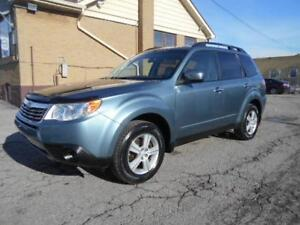 2010 SUBARU Forester 2.5X AWD Automatic Loaded Certified 206Km