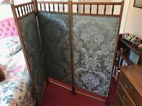 Vintage room divider/screen