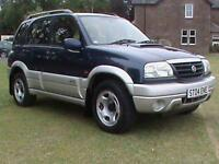 2004 Suzuki Grand Vitara 2.0 16v Auto 4x4 **Excellent Condition - SH**