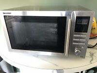 Sharp Microwave - Combi Microwave/Convection/Grill