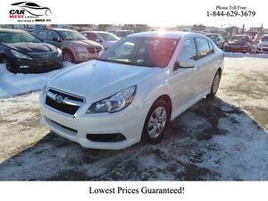 2014 Subaru Legacy 2.5i. AWD, HEATED SEATS