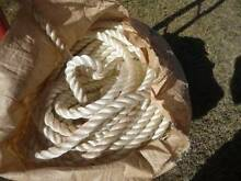 Silver Mooring Rope 25mm Wallaroo Copper Coast Preview