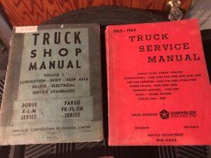 Various Dodge, Plymouth, Mopar & Fargo parts