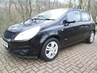 Vauxhall Corsa Breeze Plus 5dr PETROL MANUAL 2008/08